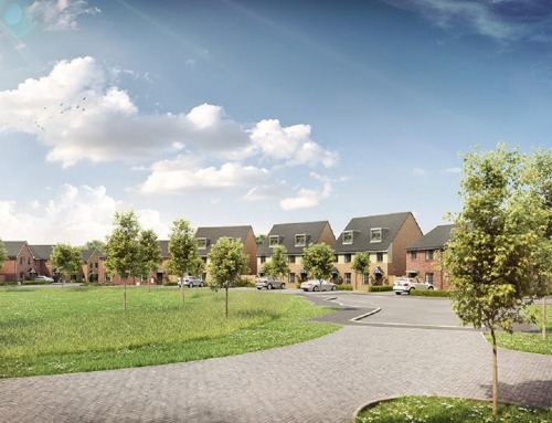 TAYLOR WIMPEY SECURES PLANNING APPROVAL FOR NEW HOMES IN RYTON