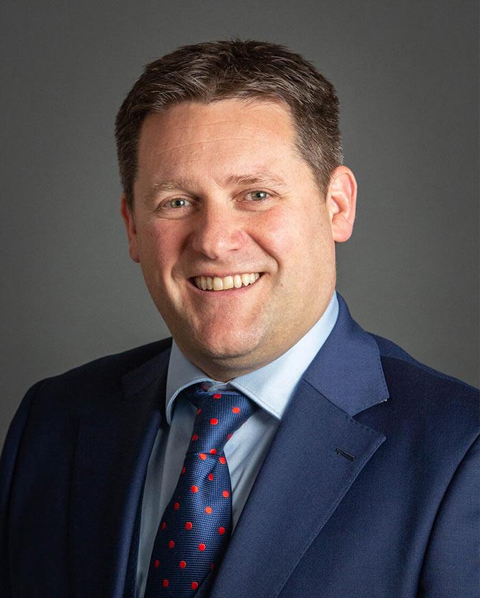 Sean Hedley