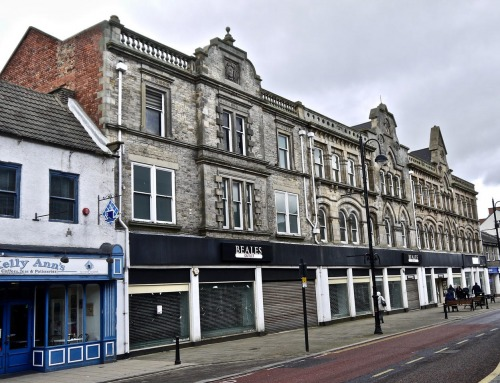TRANSFORMATION OF BISHOP AUCKLAND TOWN CENTRE