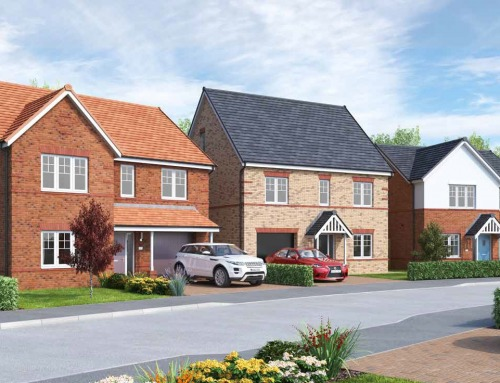 NEW HOMES FOR SEABURN GET GREEN LIGHT