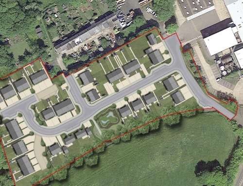 PRUDHOE HOUSING PLANS GET GREEN LIGHT